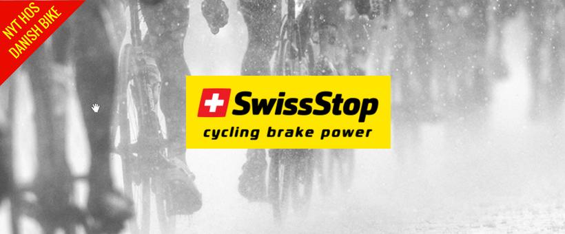 Kør sikkert med SwissStop